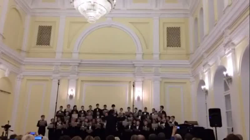 Хоровой колледж им Л К Сивухина