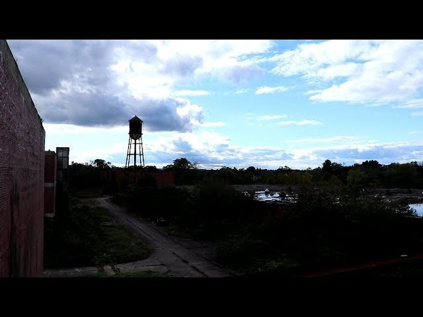EXPLORING ABANDONED INDUSTRIAL PARK- Linfield Industrial Park Kinsey's Distillery