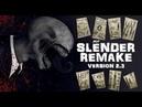 БЕСШУМНЫЙ СЛЕНДЕР ПАСХАЛКА GRANNY \ Slender Remake version 2.3 \ PixelCakesFan