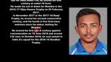 Prithvi Shaw Indian Cricketer Biography With Detail