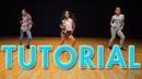 Marshmallo Friends ft Anne Marie Dance Tutorial Easy Kids Choreography MihranTV