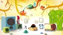 Chuchel / Полное прохождение / Cartoon Game / Game for kids / Для детей и не только