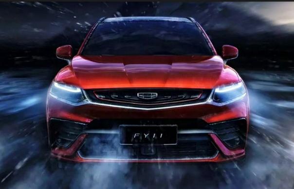 Geely раскрыл внешность купеобразного кроссовера с начинкой Volvo Китайцы показали изображения новой моделиКитайский концерн Geely опубликовал фотографии новой модели купеобразного кроссовера,