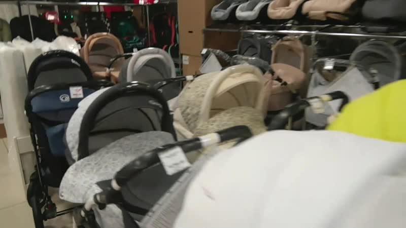 Видеообзор на коляски