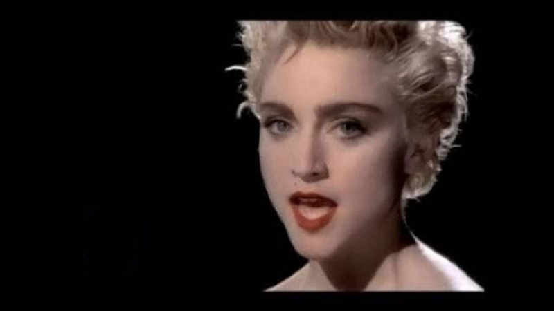 Madonna - Papa Don't Preach (Official Music Video)