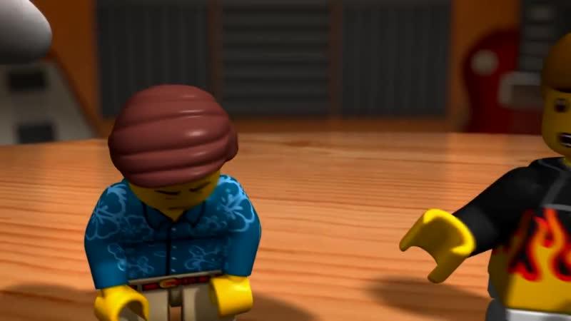 Exclusive Blooper Reel! - LEGO Ninjago