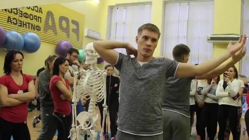 10 Большая грудная_Анатомия и Растяжение