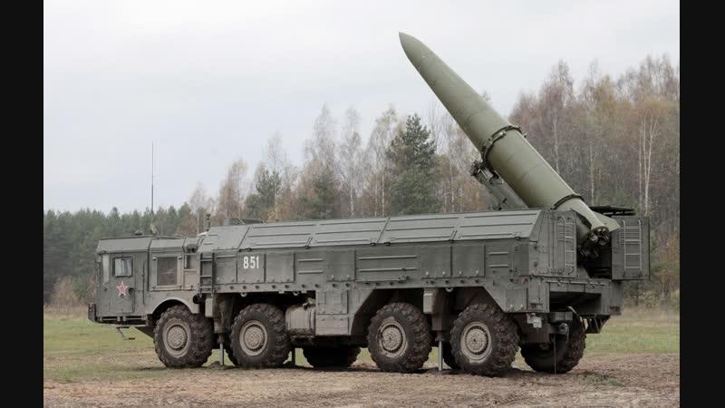 Паника в Киеве! Путин подогнал Искандеры к границе Украины!