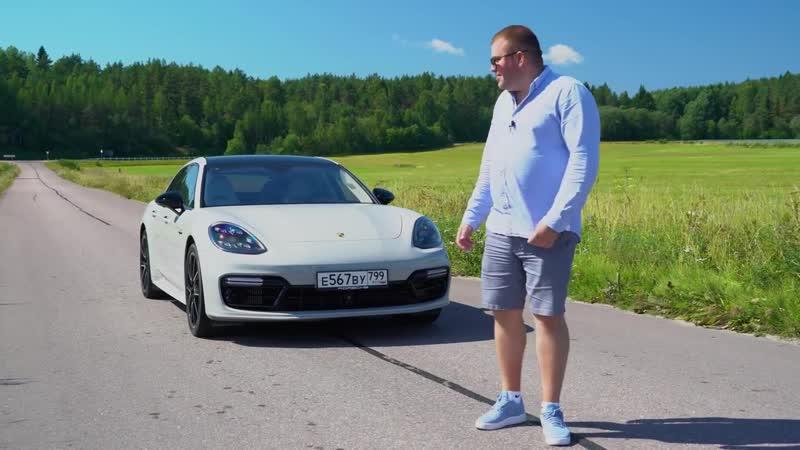 [Alan Enileev] Царь на дороге! 680 л.с. PORSCHE Panamera Turbo S в тест-драйве от @m.ti в Санкт-Петербурге!