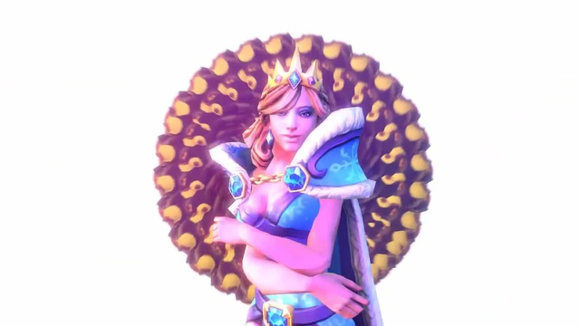 Crystal Maiden СYка (Dota 2)