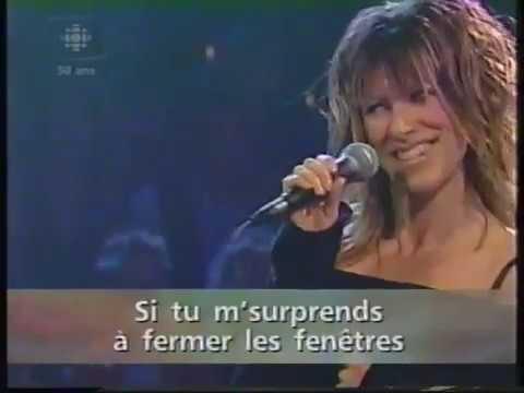 Luce Dufault et Dan Bigras Tue-moi Soirs de scotch (2002)