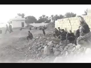 Солдаты ЦОСКР атакуют оппозицию
