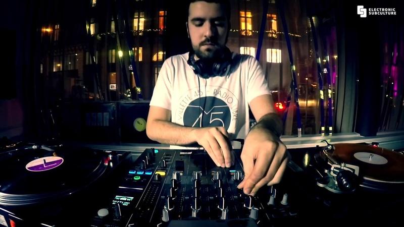 Flabaire deep house set: Electronic Subculture x W Paris – Opéra