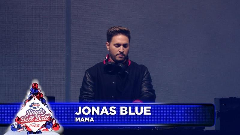 Jonas Blue 'Mama' Live at Capital's Jingle Bell Ball 2018