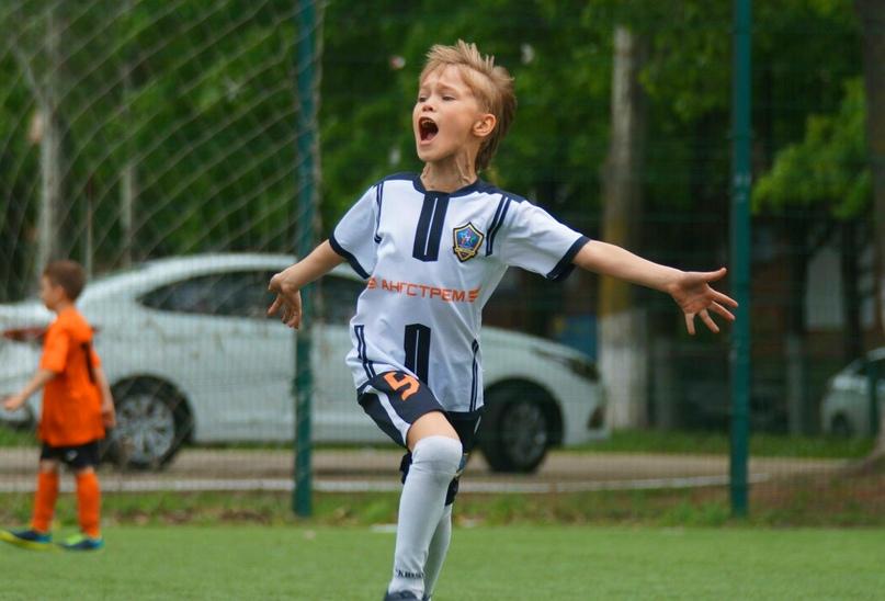 Марк Хасибуллин — воспитанник нашей Футбольной школы.