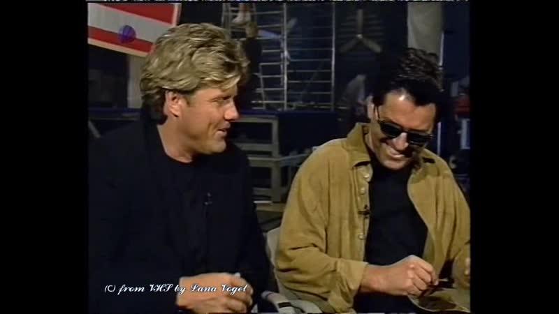 Modern Talking - Interview 1998 SAT1