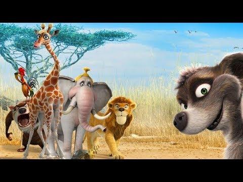 Союз зверей 3D мультфильм 2010