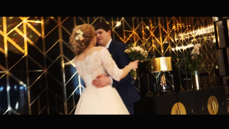 Павел и Юлия | свадебный ролик Aquamarine