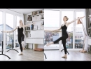 Ballet Barre - Improver_Elementary 1 - With Intros - Exclusive Classical Ballet Classes - Lazy Dancer Studio