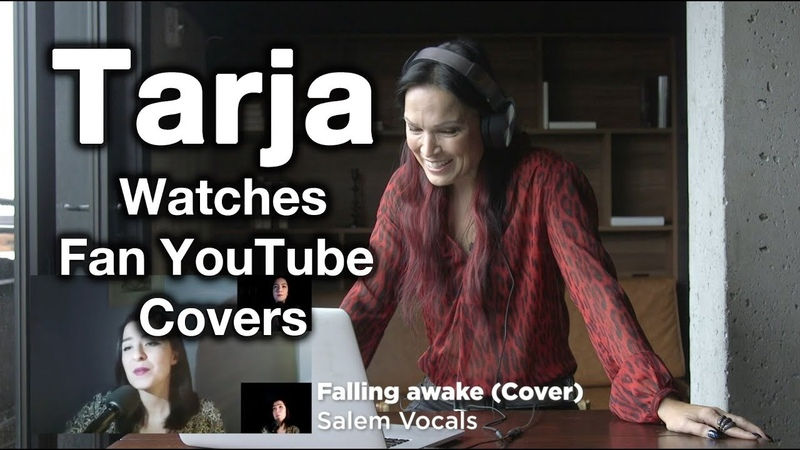 TARJA Watches Fan YouTube Vocal Covers! | MetalSucks