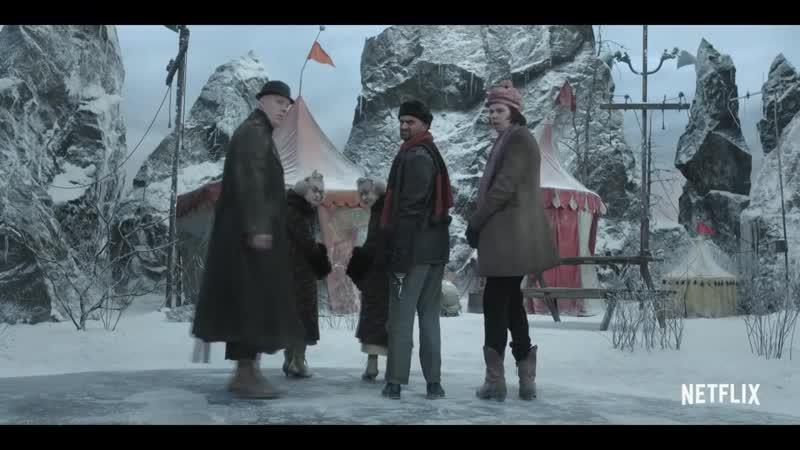 Сериал ЛЕМОНИ СНИКЕТ 33 НЕСЧАСТЬЯ 3 й сезон 2019 Русский трейлер