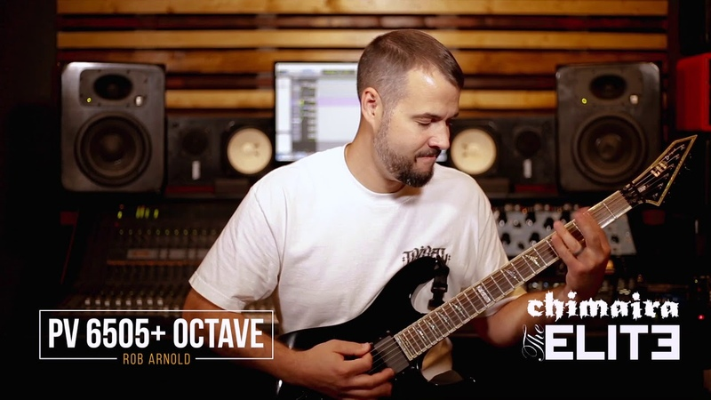 September 2018 Rob Arnold of Chimaira Signature Kemper Bundle