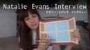 [インタビュー] ロンドンで活動するSSW - Natalie Evans