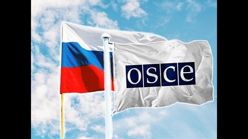 ОБСЕ рискует повторить судьбу ПАСЕ из-за антироссийских провокаций...