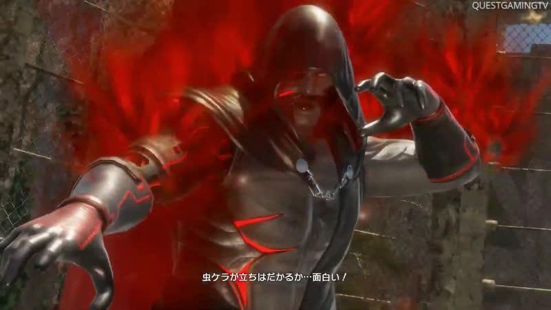 Dead or Alive 6 - New Gameplay KOKORO vs RAIDOU