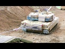 RC ABRAMS TANK RESCUE Cool RC action Amazing rc tanks Strong Morooka T800