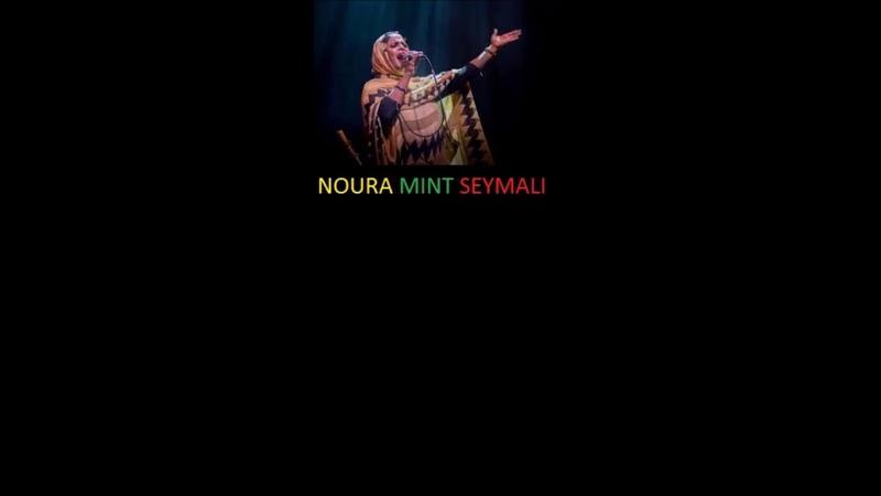 Mauritania Singer- Noura Mint Seymali- Unknown Song