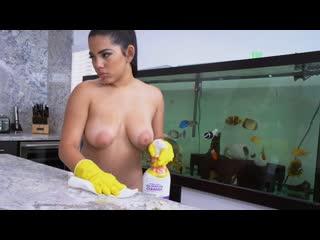 My dirty maid: julz gotti [full hd 1080 porn sex latina blowjob deep throat big ass butt natural tits boobs cum mouth hardcore]