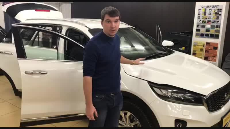 Анонс комплекса KIA Sorento Prime и Toyota Camry l PMR Service