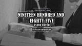 Nineteen Hundred and Eighty Five (Paul McCarney Piano Cover) by Maxim Shchepilov
