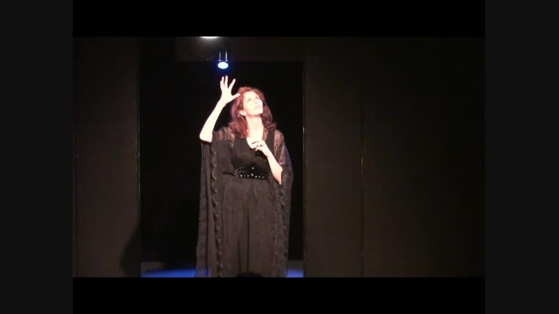 Марина Цветаева Я помню ночь на склоне ноября Исполняет Татьяна Морозова