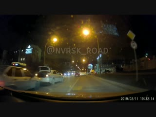 11.02.19 ДТП Анапское шоссе, напротив в/ч