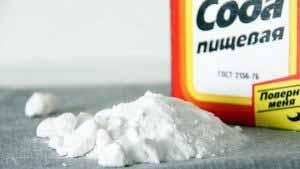 сода нейтрализует соляную кислоту