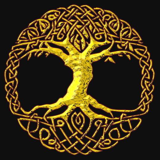 Афиша Под сенью Великого ясеня. Скандинавскйи эпос