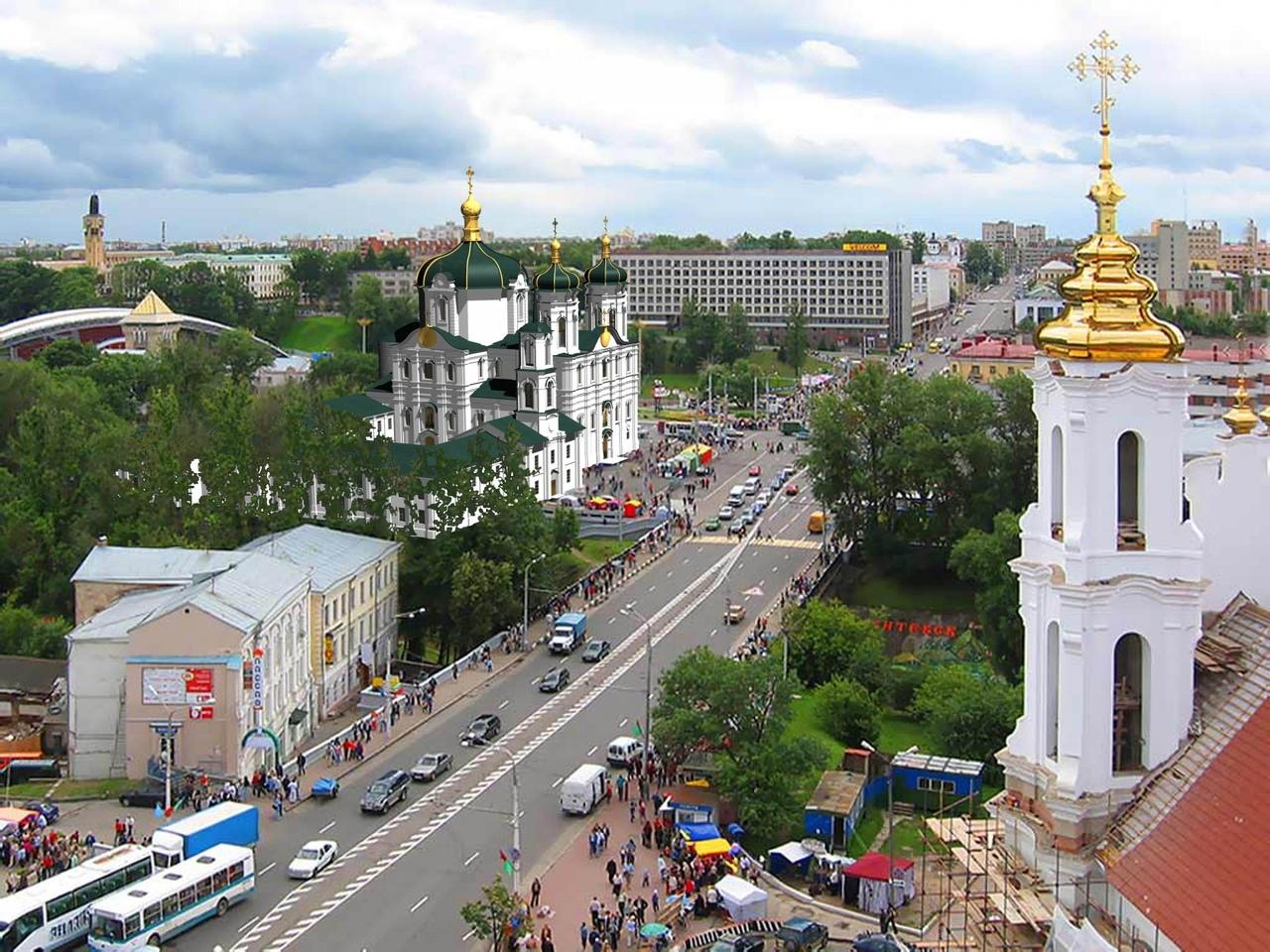 8Zwycje4JCk Витебск - культурная столица Беларуси.