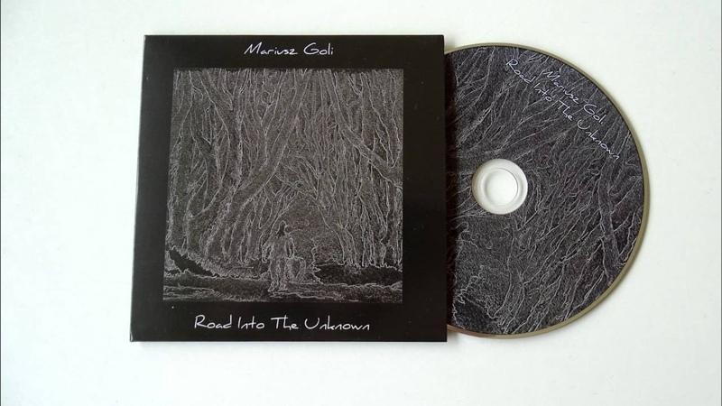 Mariusz Goli - Road Into The Unknown (CD Audio) orginal acoustic guitar song