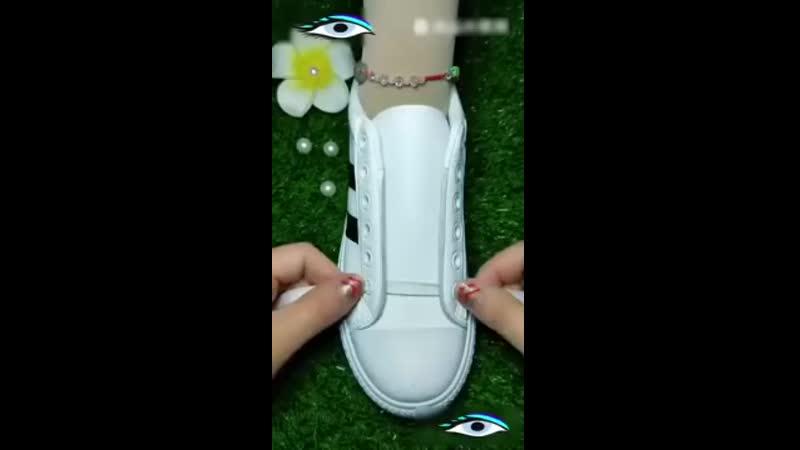 Лайфхаки с обувью