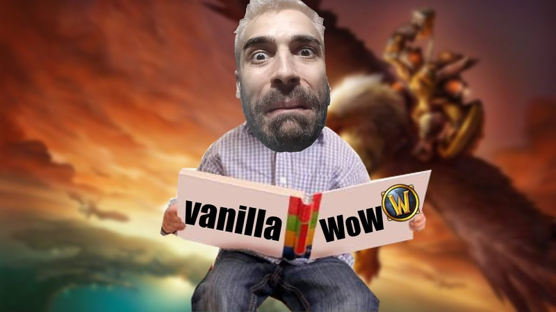 THE INCREDIBLE VANILLA WOW STORY