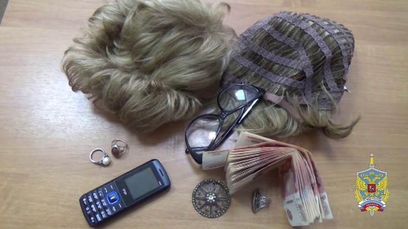 Подмосковными полицейскими задержаны подозреваемые в хищении денежных средств у пенсионерки