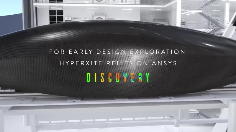 ANSYS Discovery the Future of Transportation