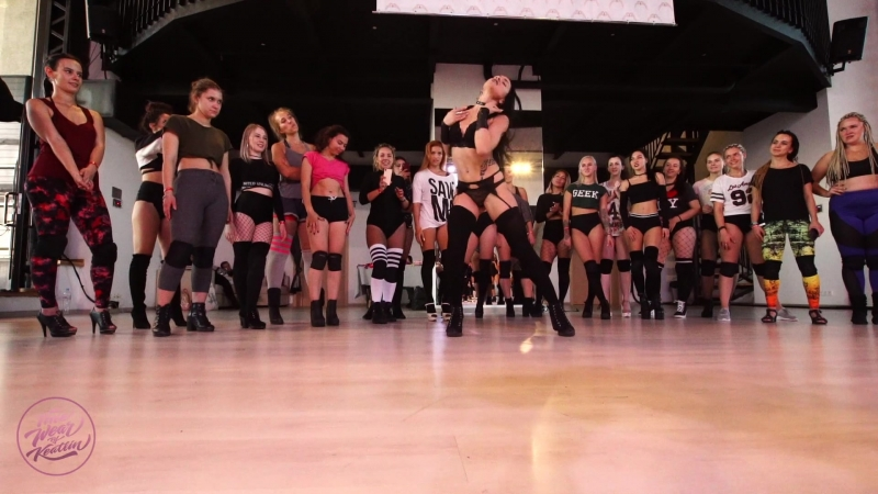 TRUE TWERK CAMP | DAY 1| DHQ LUA BONCHINCHE