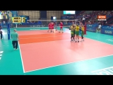 12.09.2018. 17:55 - Волейбол. Чемпионат мира. Мужчины. 1 тур. Группа