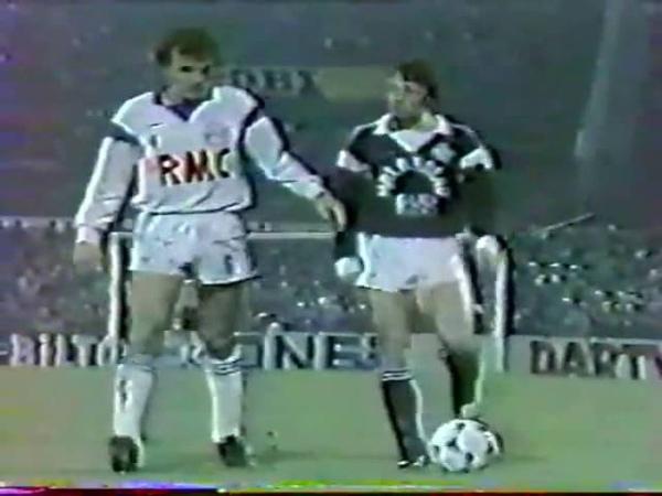 Marseille 0 - 1 Bordeaux - (Match entier) - (23-02-1985) Division 1