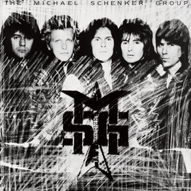 Michael Schenker Group альбом MSG