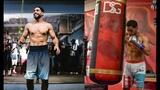 Danny Swift Garcia Boxing Training 2018