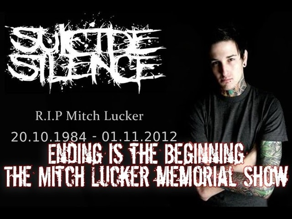 Suicide Silence - Ending Is The Beginning - The Mitch Lucker Memorial Show - FULL SHOW HD - Dani Zed